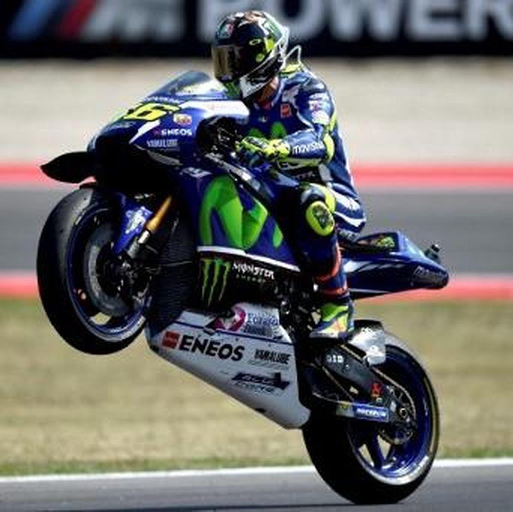 Ini Tekad Rossi di Aragon