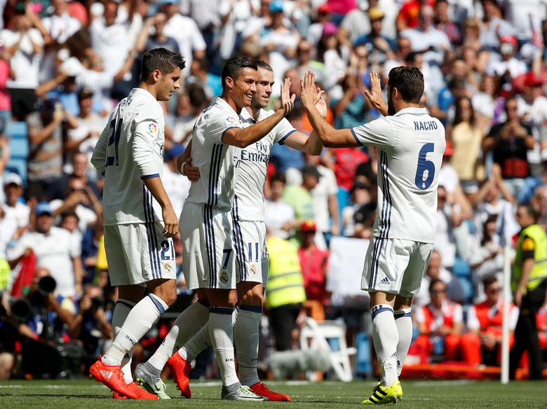 Pencapaian Rekor Real Madrid