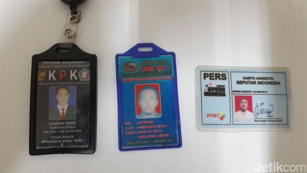 Kedapatan Curi Motor di Bekasi, Anggota KPK Gadungan Ditangkap