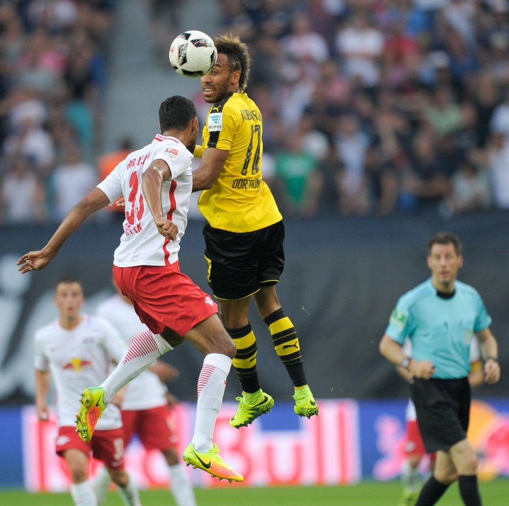 Dortmund Tumbang di Markas Leipzig