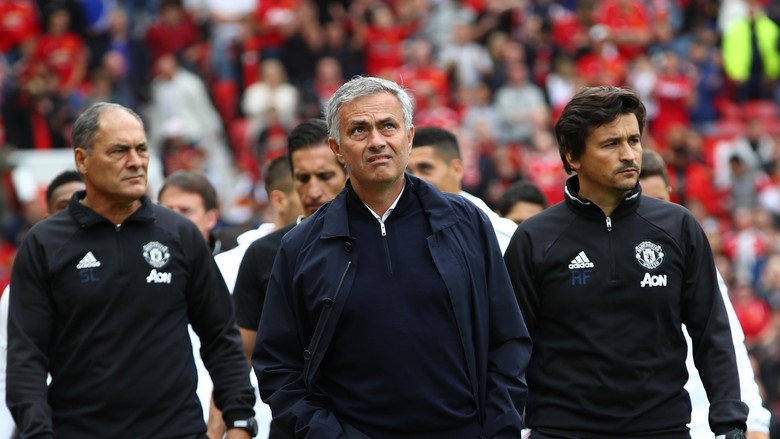 Mourinho Akui Kekalahan MU Karena Dirinya