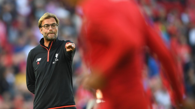 Penampilan The Reds Sesuai Dengan Keinginan Klopp