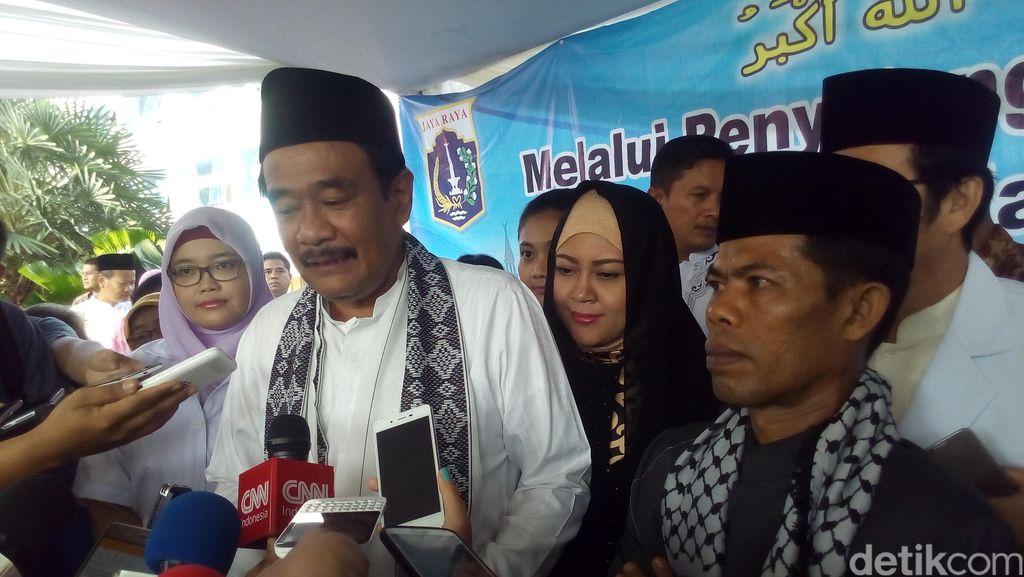 Wagub Djarot Evaluasi Kesehatan Warga DKI dengan Pimpinan Aisyiyah
