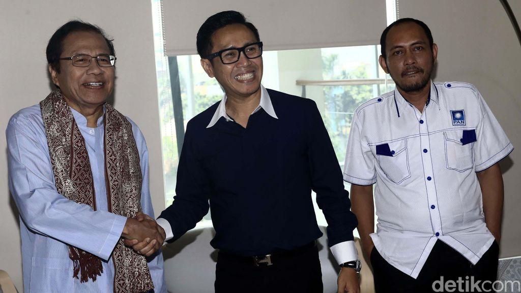 PAN DKI: Usung Ahok, PDIP Nggak Mau Capek