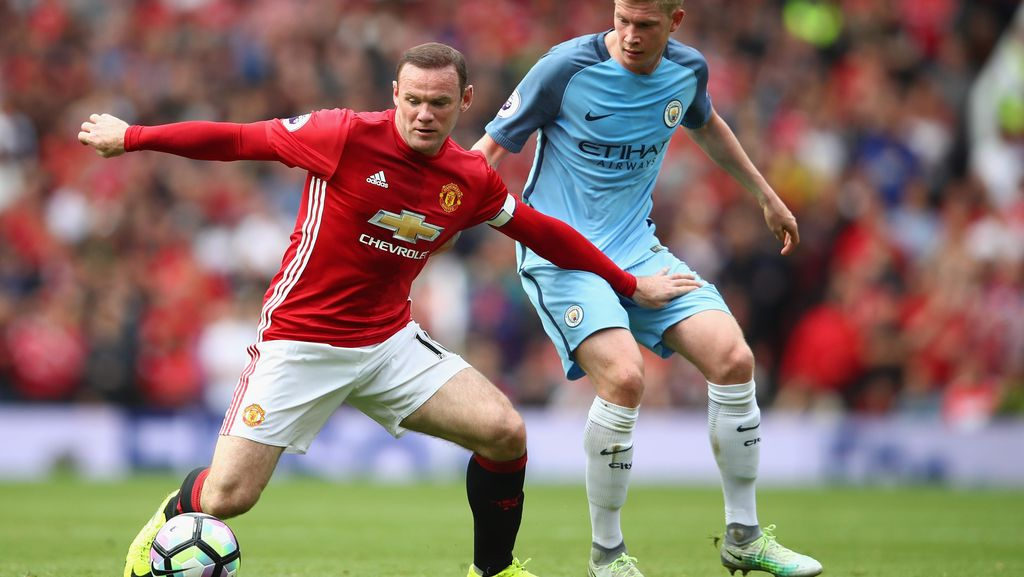 MU Tetap Butuh Rooney di Sepertiga Akhir Lapangan