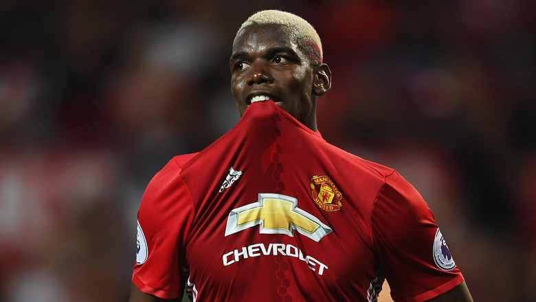 """Bandar Bola - Mourinho Minta Pogba Lupakan Nilai Transfernya"""