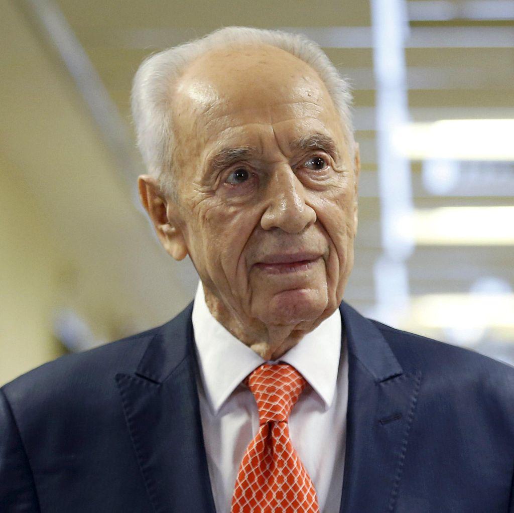 Berduka, Obama Sebut Shimon Peres Teman yang Tak Pernah Menyerah Untuk Perdamaian