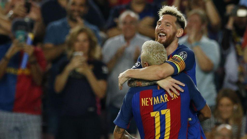 Baru Matchday I, Messi dan Neymar Langsung Panas