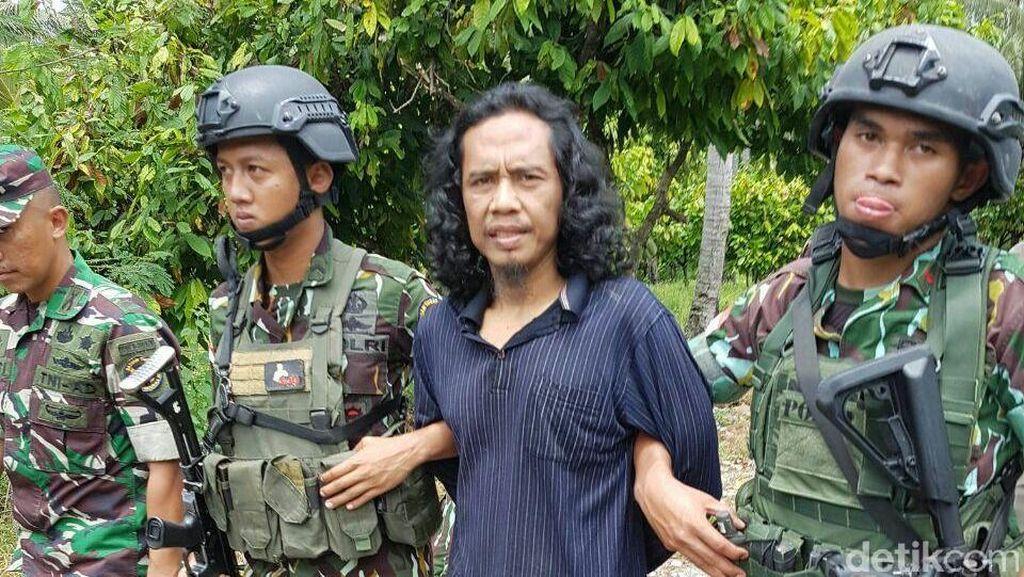 Cerita Lengkap Tertangkapnya Basri Alias Bagong si Kaki Tangan Santoso