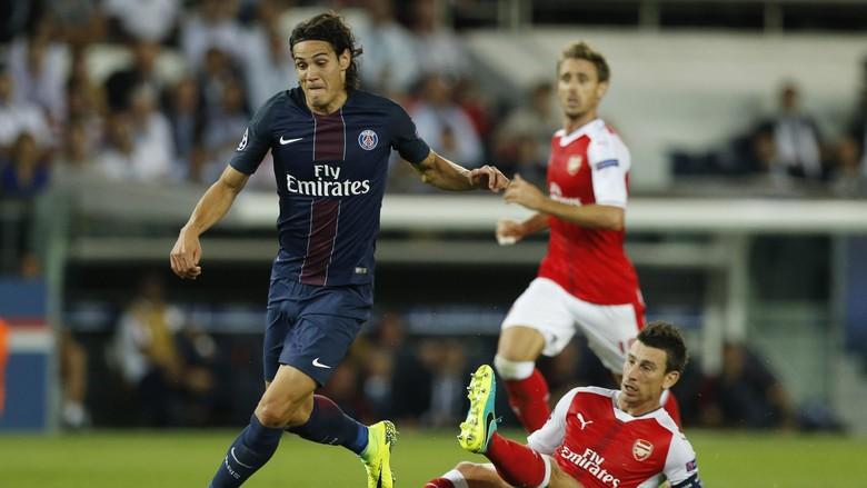 PSG Berimbang 1-1 Dengan Arsenal