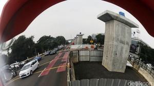 Pembebasan Lahan untuk MRT Belum Sempurna