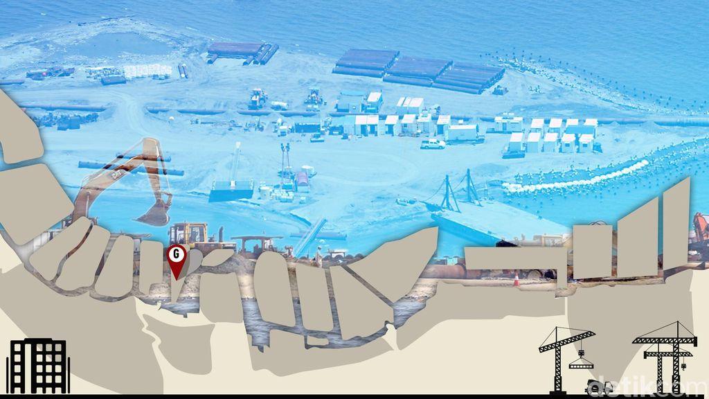 Reklamasi Teluk Jakarta Lanjut, Pengembang Harus Ikuti Masterplan Bappenas