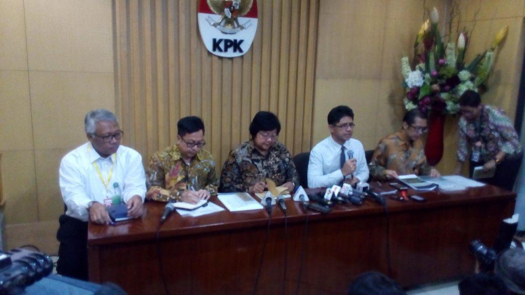Datang ke KPK, Menteri LHK Bahas Sistem Cegah Korupsi Kehutanan