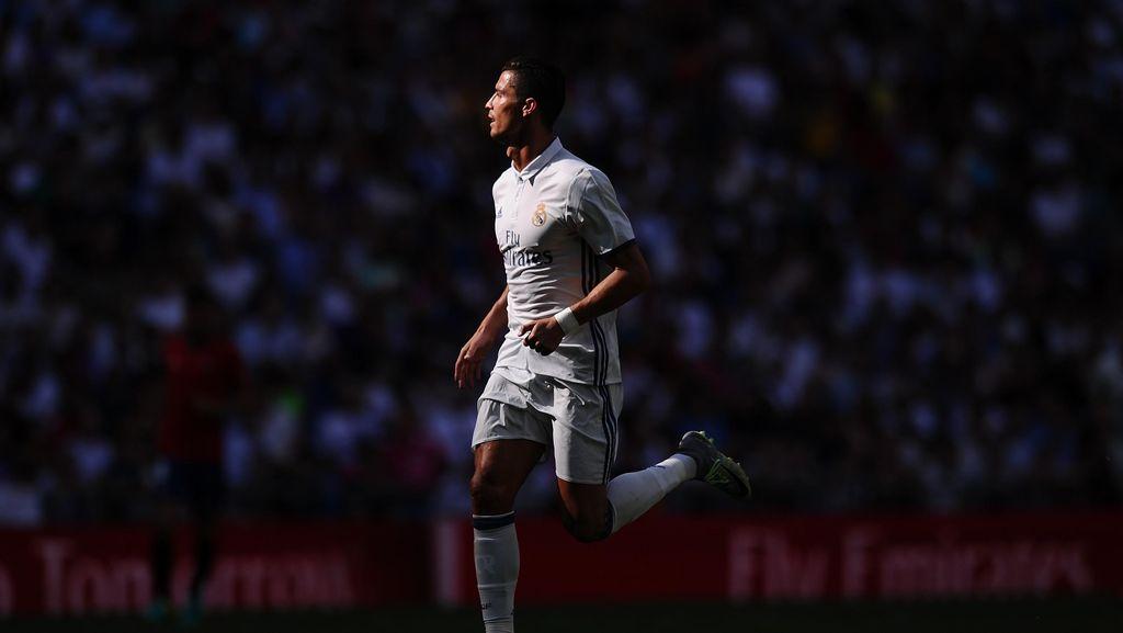 Ronaldo Sudah 350 Laga, Vazquez: Semoga Dia di Madrid Lebih Lama