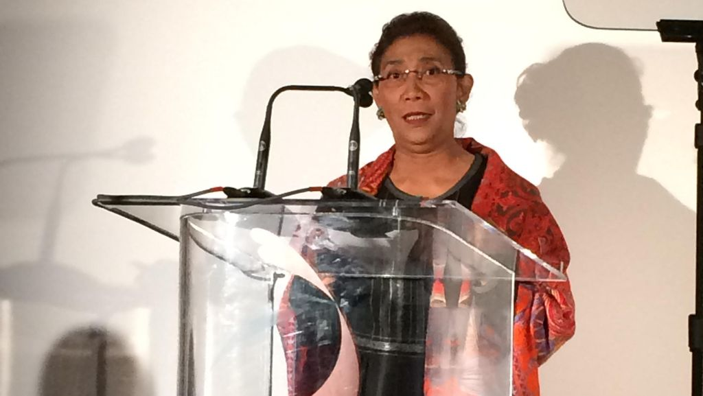 Soal Reklamasi, Menteri Susi Minta Kepastian Izin Amdal Terlebih Dahulu
