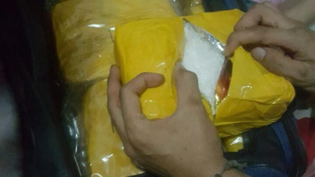 Mengaku Anggota TNI, Kurir 11 Kg Sabu Ditangkap BNN di Medan