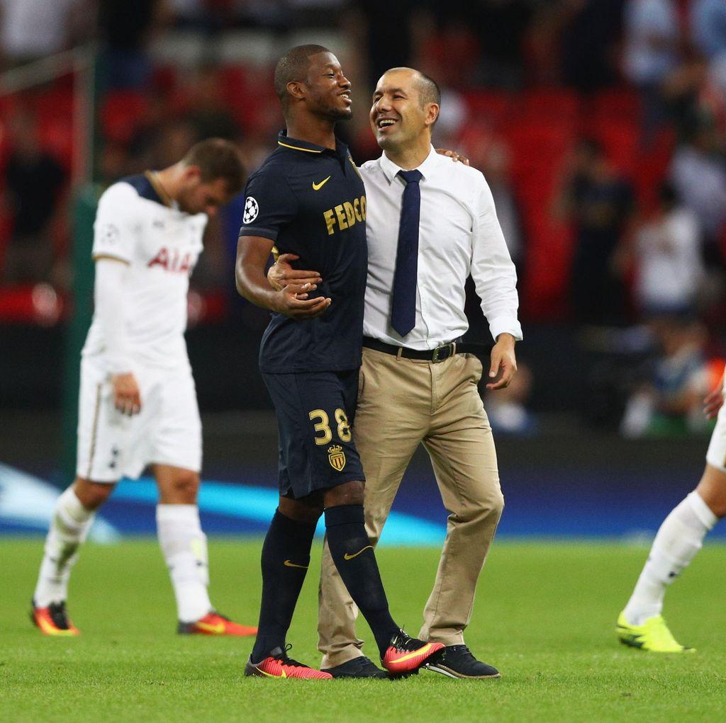 Kemenangan atas Arsenal Bantu Monaco Lewati Spurs