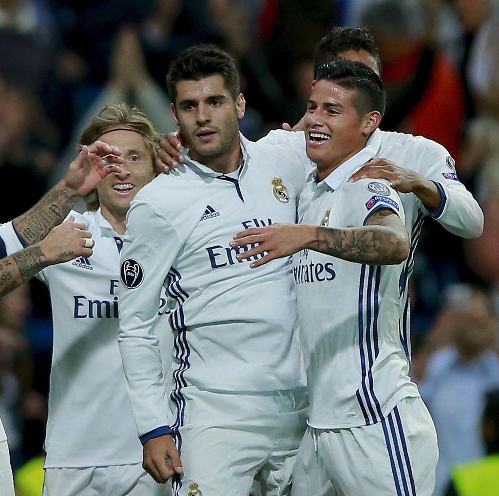 Madrid Miliki Skuat Terbaik