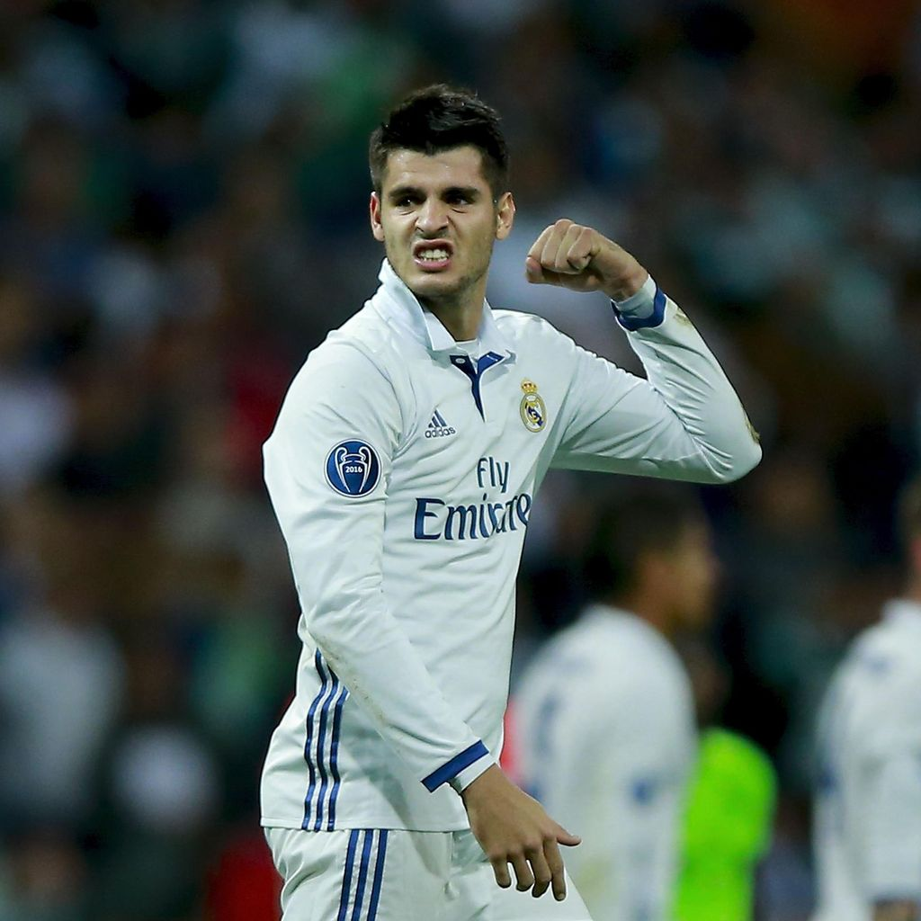 Morata: Madrid Selalu Percaya Bisa Balikkan Keadaan