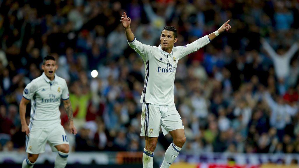 Ronaldo Usai Bikin Gol dan Kalahkan Mantan Tim: Rasanya Sedikit Menyakitkan