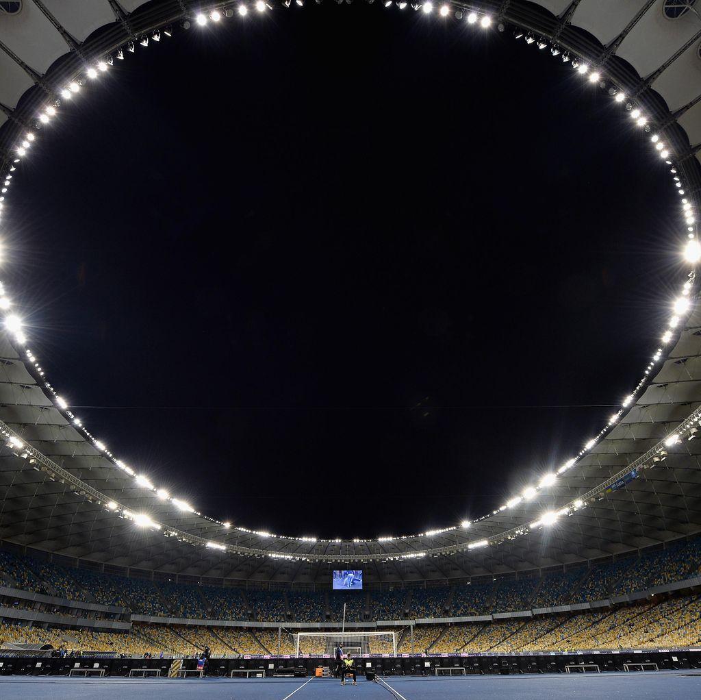 Kiev Akan Gelar Final Liga Champions 2018