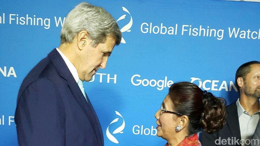 Susi Apresiasi Aplikasi Global Fishing Watch yang Bisa Deteksi Pergerakan Kapal