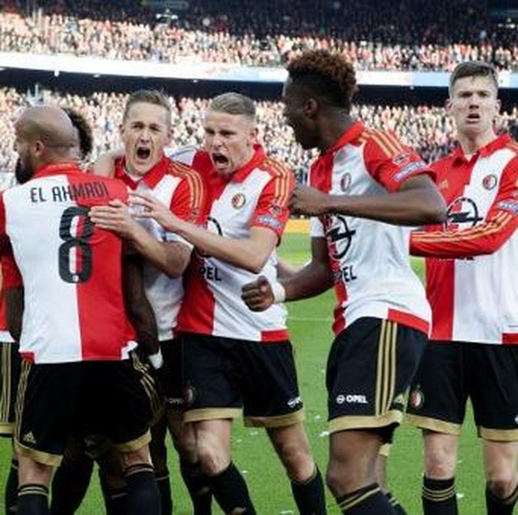 Menjamu MU, Feyenoord Siap Hadapi Tantangan Besar