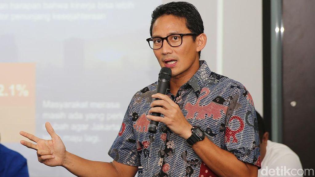 Yusril-Sandiaga Sudah Sowan Prabowo, ini Dealnya