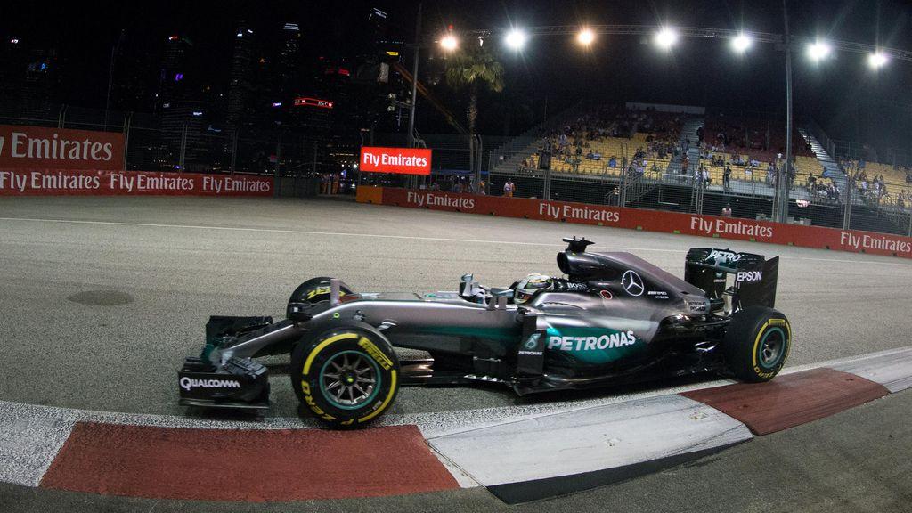 Giliran Rosberg yang Tercepat