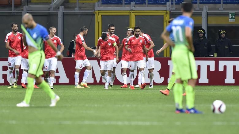 """""""Bandar Bola - Hapoel Berhasil Buat Inter Milan Bermain Buruk"""""""
