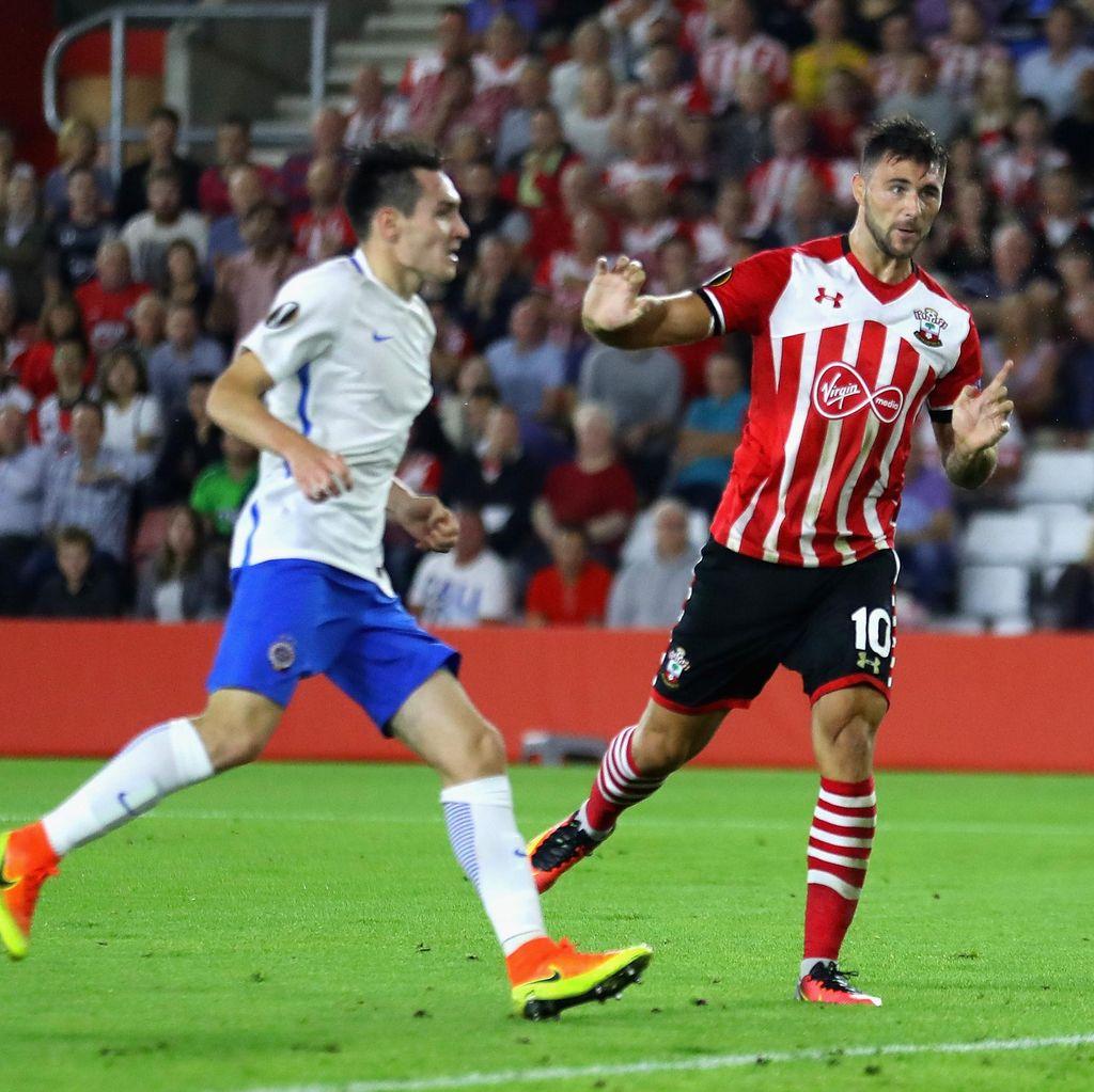 Southampton Atasi Sparta Praha 3-0