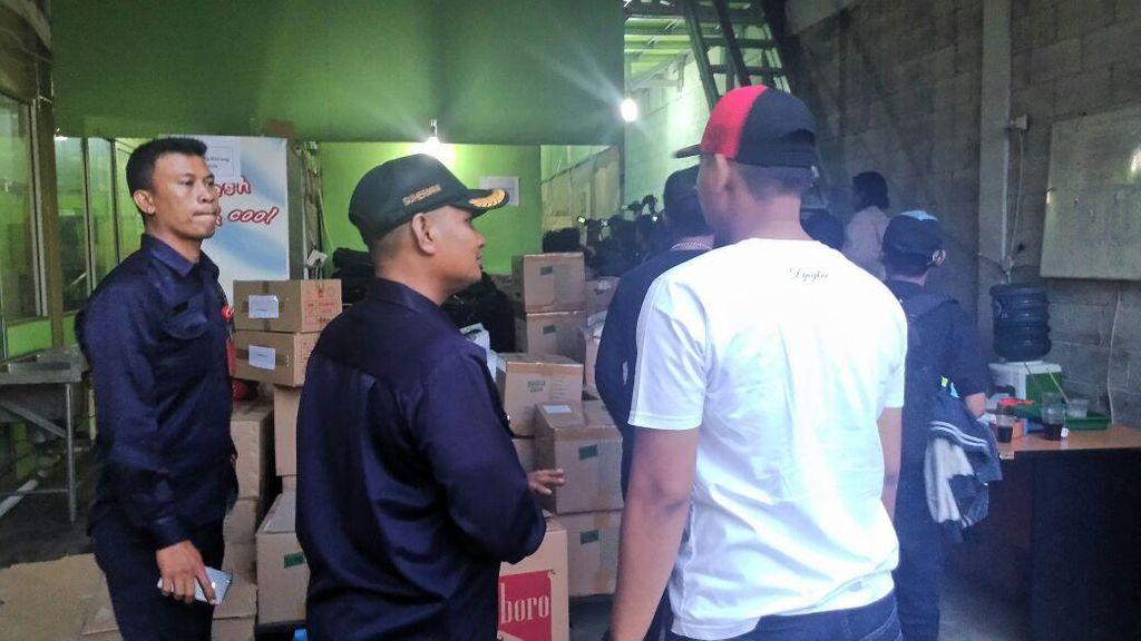 Omzet Pabrik Makanan Bayi yang Digerebek di Tangsel Rp 1,5 M Per Bulan