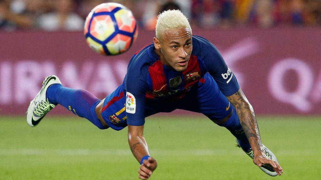 La Liga Kembali Buka Kasus Transfer Neymar