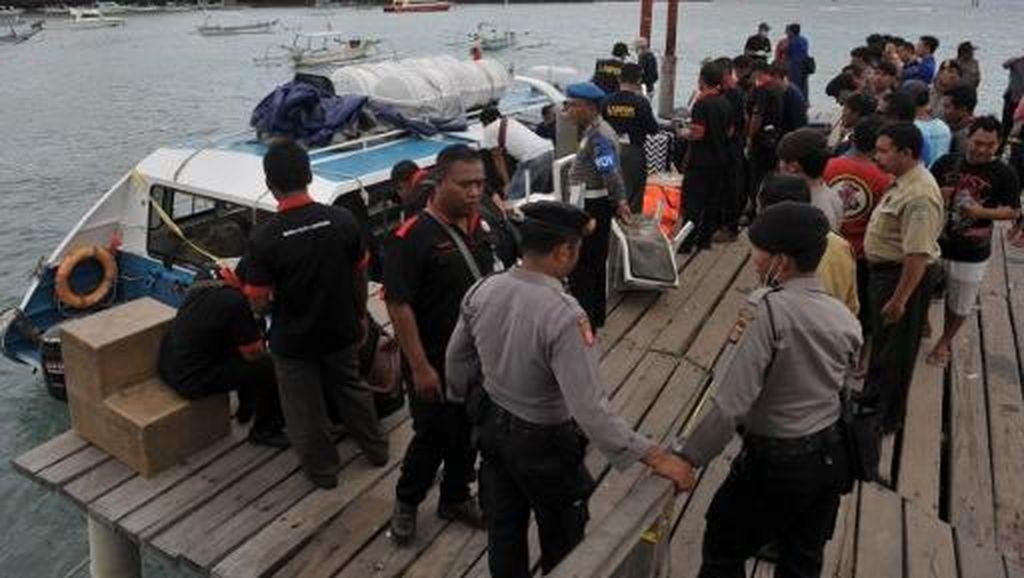 Kemenhub: KNKT Segera Selidiki Penyebab Meledaknya Kapal di Bali