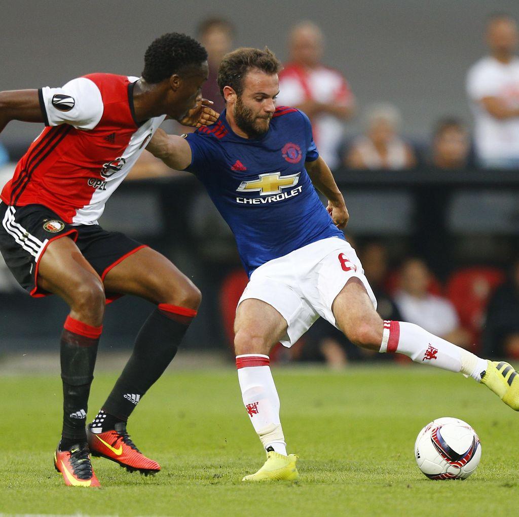 Statistik di Balik Kekalahan MU atas Feyenoord