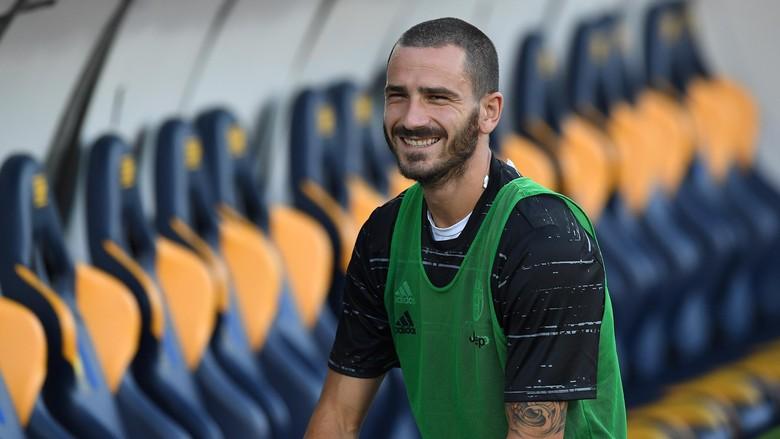 Bonucci Sempat Tergoda Tawaran Tim Inggris