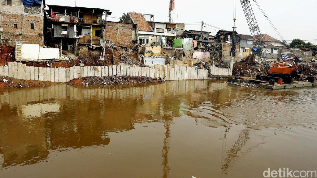 Walikota Jaksel: Rumah Warga di Bukit Duri Ditertibkan Besok