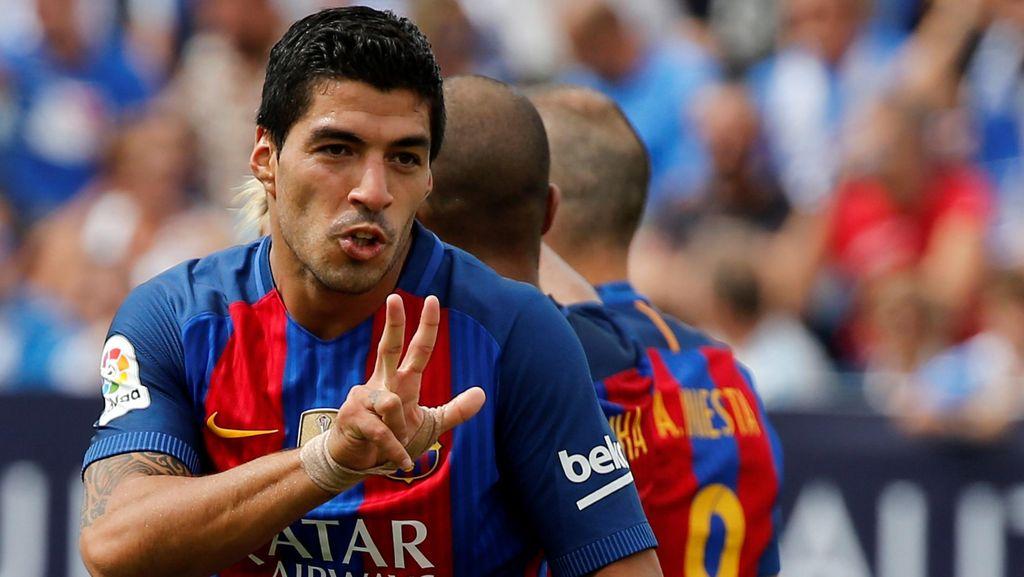 Kemenangan Penting Barca Sebelum Menjamu Atletico
