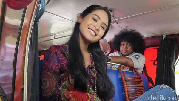 Bintang Trinity, The Nekad Traveler Coba Transportasi Lokal Filipina