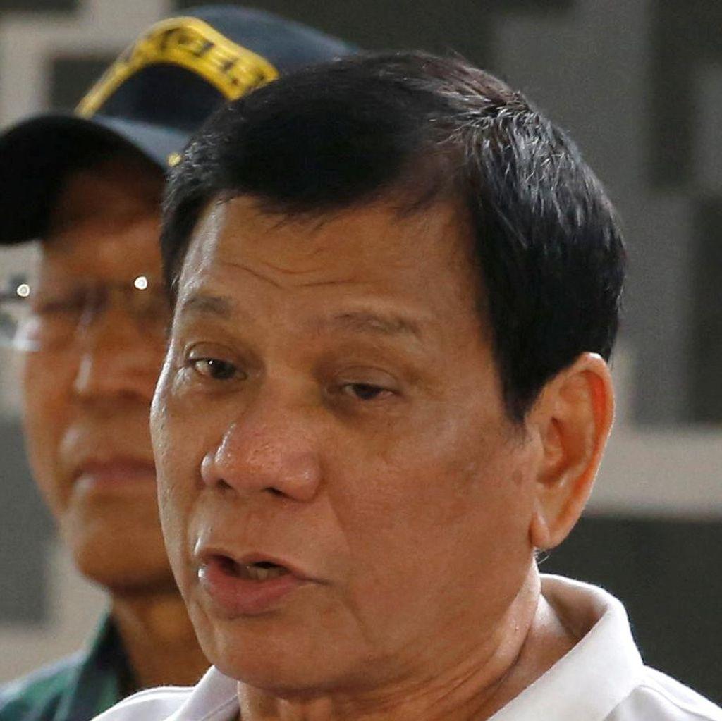 Duterte Undang Sekjen PBB ke Filipina untuk Selidiki Langsung Dirinya