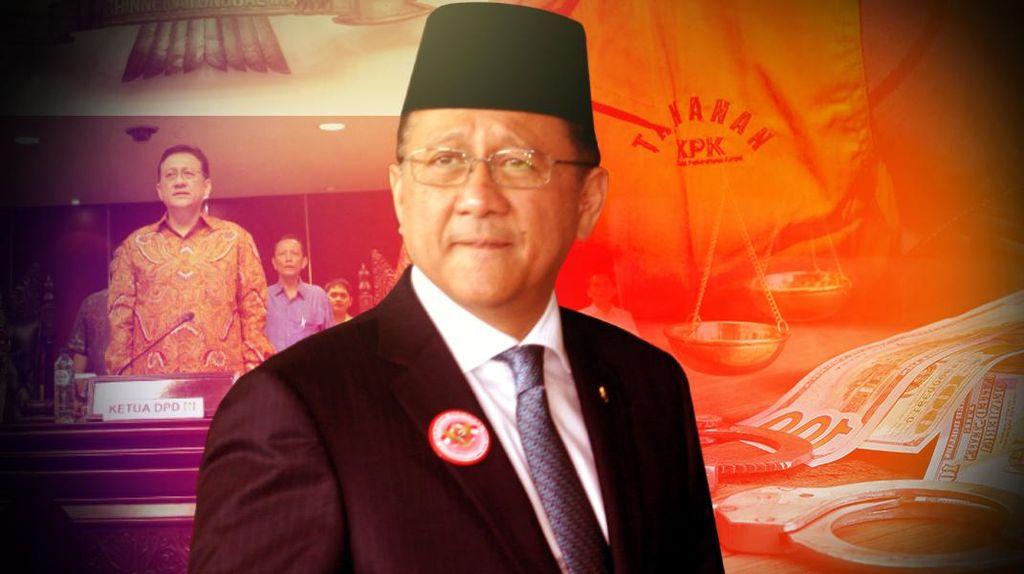 Mengapa PPATK Tak Pernah Lacak Aliran Dana di Rekening Irman Gusman?