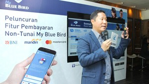Aplikasi My Blue Bird Hadirkan Pembayaran Non Tunai