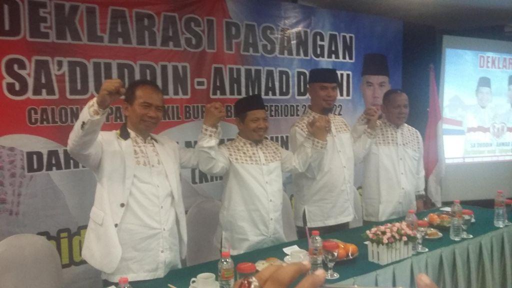 Maju Pilbup, Ahmad Dhani: Saya Sudah Beli Tanah di Bekasi