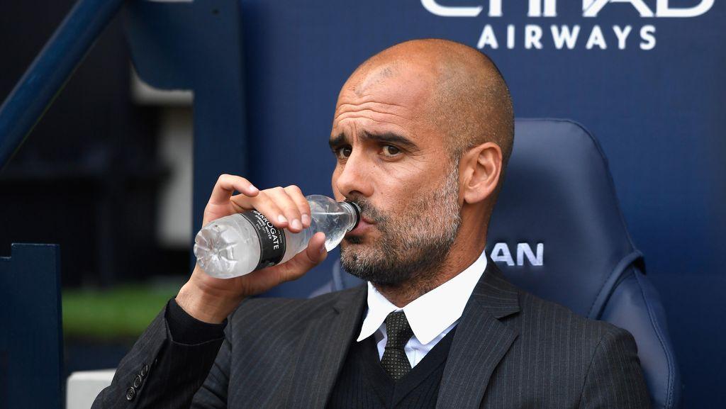 Belum soal Juara, Guardiola Yakin Sekadar Lolos Liga Champions Akan Sangat Menantang