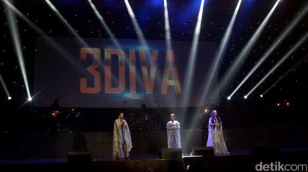 Intim Bersama 3 Diva Lewat KDRT