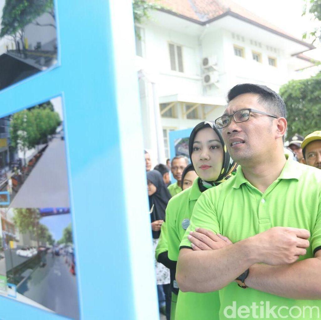 Hari Jadi ke-206 Kota Bandung, Dewan Beri Catatan untuk Ridwan Kamil