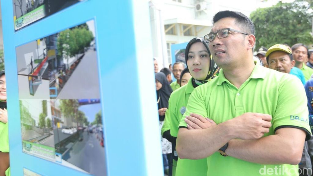 Ridwan Kamil Ajak Warga Sumbang Buku dan Mainan Bekas untuk Kaum Miskin