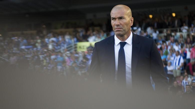 """Bandar Bola - Zidane Hanya Ingin Real Madrid Menang Terus"""