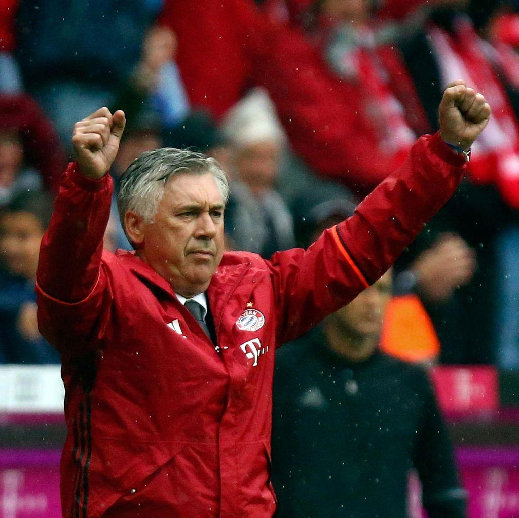 Ancelotti Si Kutu Loncat Ingin Bertahan Lama di Bayern