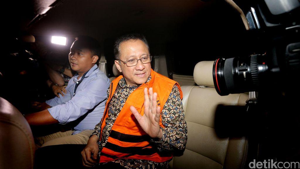 Irman Gusman Resmi Ajukan Praperadilan ke PN Jakarta Selatan